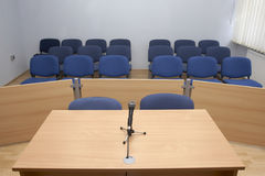 Law court Royalty Free Stock Image