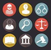 Law design Stock Image