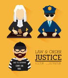 Law Design Stock Photos