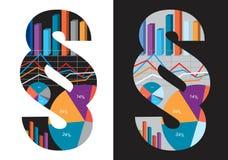 Law and Economics symbol Stock Image