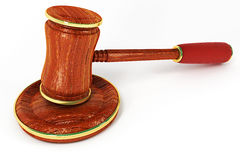 Law Gavel Stock Photos
