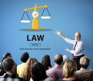 Law Judgement Rights Weighing Legal Concept Stock Photography