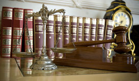 Law and Justice. Symbol of law and justice, law and justice concept Royalty Free Stock Images