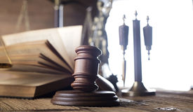 Law Royalty Free Stock Images