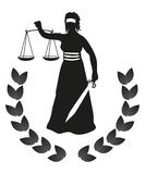 Law Justice Royalty Free Stock Photo