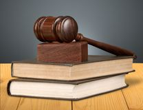 Law. Yer legal suit international prosecutor civil Royalty Free Stock Photos