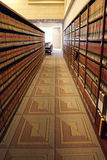 Law Library Royalty Free Stock Photography