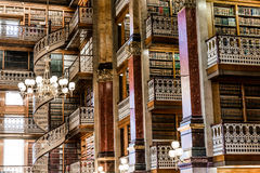 Free Law Library In The Iowa State Capitol Royalty Free Stock Images - 42865529