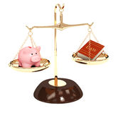 Law and money Stock Image