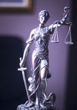 Law office legal statue Royalty Free Stock Image