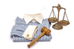 Law and order royalty free stock photos