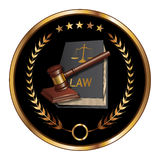 Law Seal Stock Photography