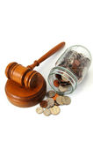 Law suit Stock Photography
