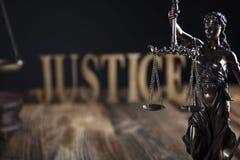 Law theme. Stock Photo