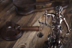 Law theme. Royalty Free Stock Photo