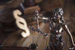 Law theme. Stock Image