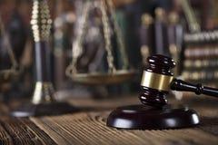 Law theme. Stock Photos