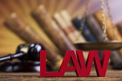 Law wooden gavel barrister, justice concept, legal system concept. Law wooden gavel barrister, justice concept, legal system royalty free stock photos