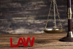 Law wooden gavel barrister, justice concept, legal system concept. Law wooden gavel barrister, justice concept, legal system stock image