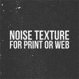 Lawaaitextuur voor Druk of Web vector illustratie
