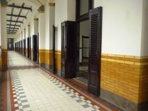 Lawang Sewu old building Royalty Free Stock Photo