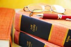 Lawbooks Stock Images