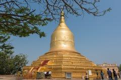 Lawka Nanda Pagoda in Bagan, Myanmar Lizenzfreie Stockfotos
