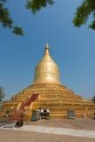 Lawka Nanda Pagoda in Bagan, Myanmar immagini stock libere da diritti