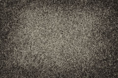 Lawn in black and gray color of computer Graphic. Royalty Free Stock Photos