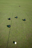 Lawn Bowls Stock Photography