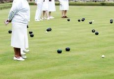 Lawn bowls Royalty Free Stock Photos