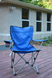 Lawn Chair Royalty Free Stock Photo