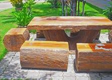 Lawn furniture Royalty Free Stock Photo