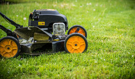 Lawn mover Stock Photography