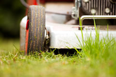 Lawn-mower Royalty Free Stock Image