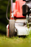 Lawn-mower Royalty Free Stock Photo
