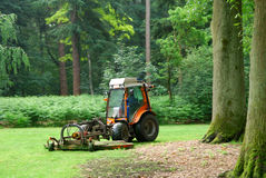 Lawn mower Royalty Free Stock Images