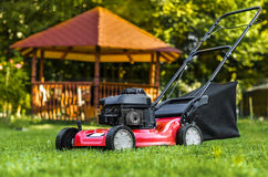 Free Lawn Mower Stock Photos - 44816533