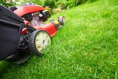 Lawn mower. Stock Photography