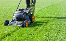 Lawn mower Stock Images