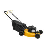 Lawn mower isolated Stock Images
