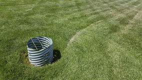 Lawn Rodent Trap Stock Photography