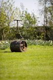 Lawn roller Royalty Free Stock Photo