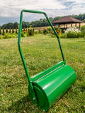 Lawn roller Stock Images