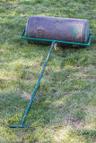 Lawn Roller Royalty Free Stock Photography
