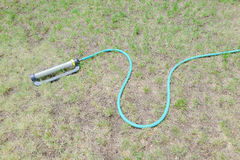 Lawn Sprinkler - Closeup Royalty Free Stock Image