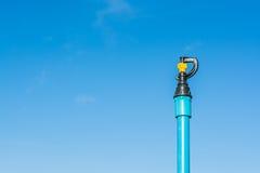 lawn sprinkler system Stock Image