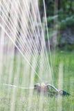 Lawn Sprinkler Royalty Free Stock Image