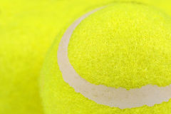 Lawn Tennis Ball Close-Up Royalty Free Stock Photography