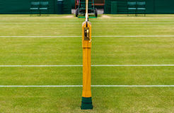 Lawn tennis court Stock Photography